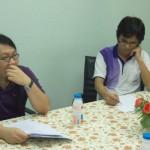 ผู้ร่วมประชุม ระดมความคิดเพื่อหาวิธีแก้ไขปัญหา